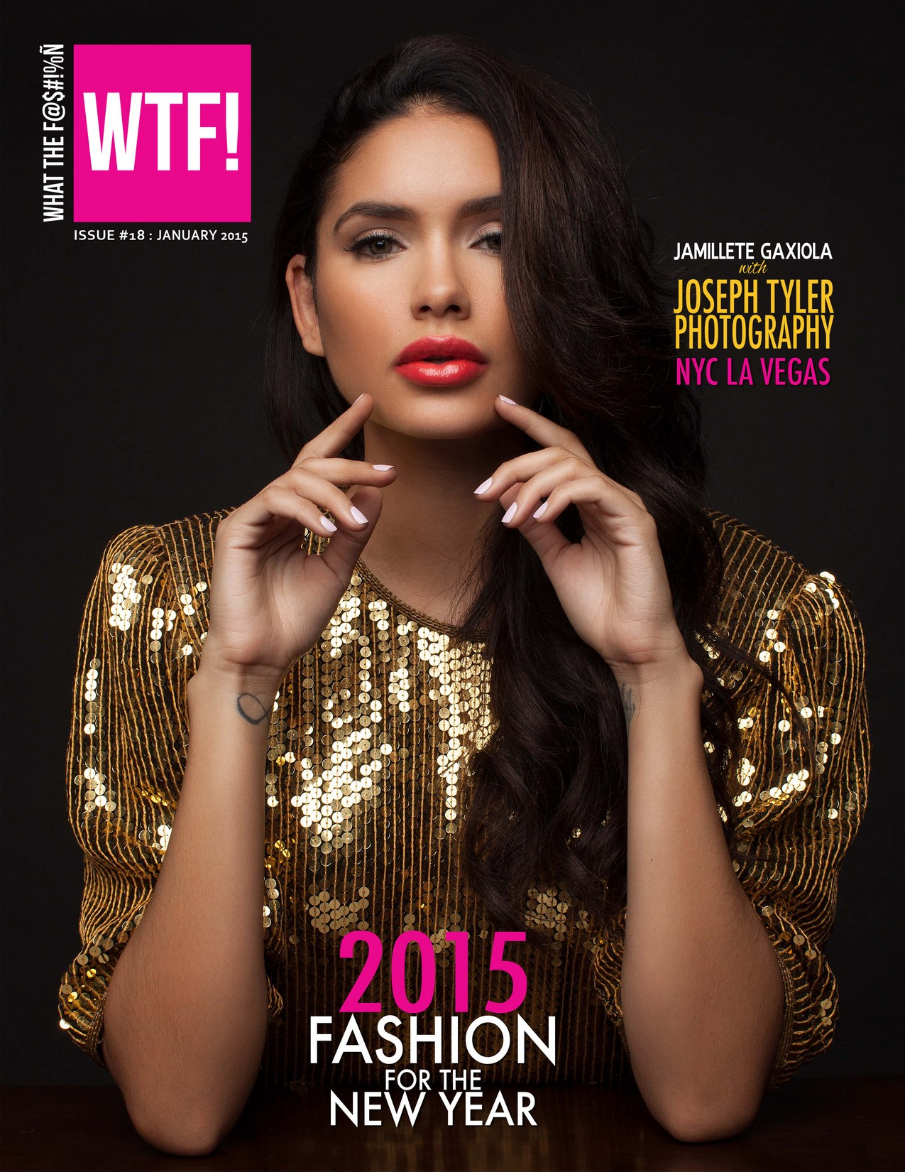 WTF Fashion Magazine | Spokane Fashion Photographer